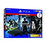 Pack: Sony PS4 Slim 1TB + Horizon Zero Dawn + Uncharted 4 + The Last...
