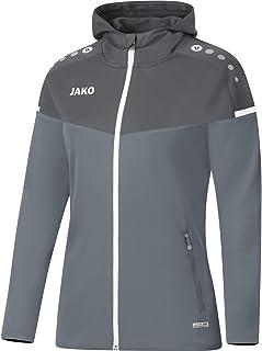 JAKO Champ 2.0 Chaqueta con capucha Mujer