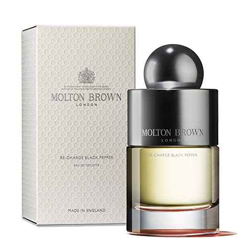 Molton Brown Re-charge Black Pepper Eau de Toilette , 3.3 Fl Oz