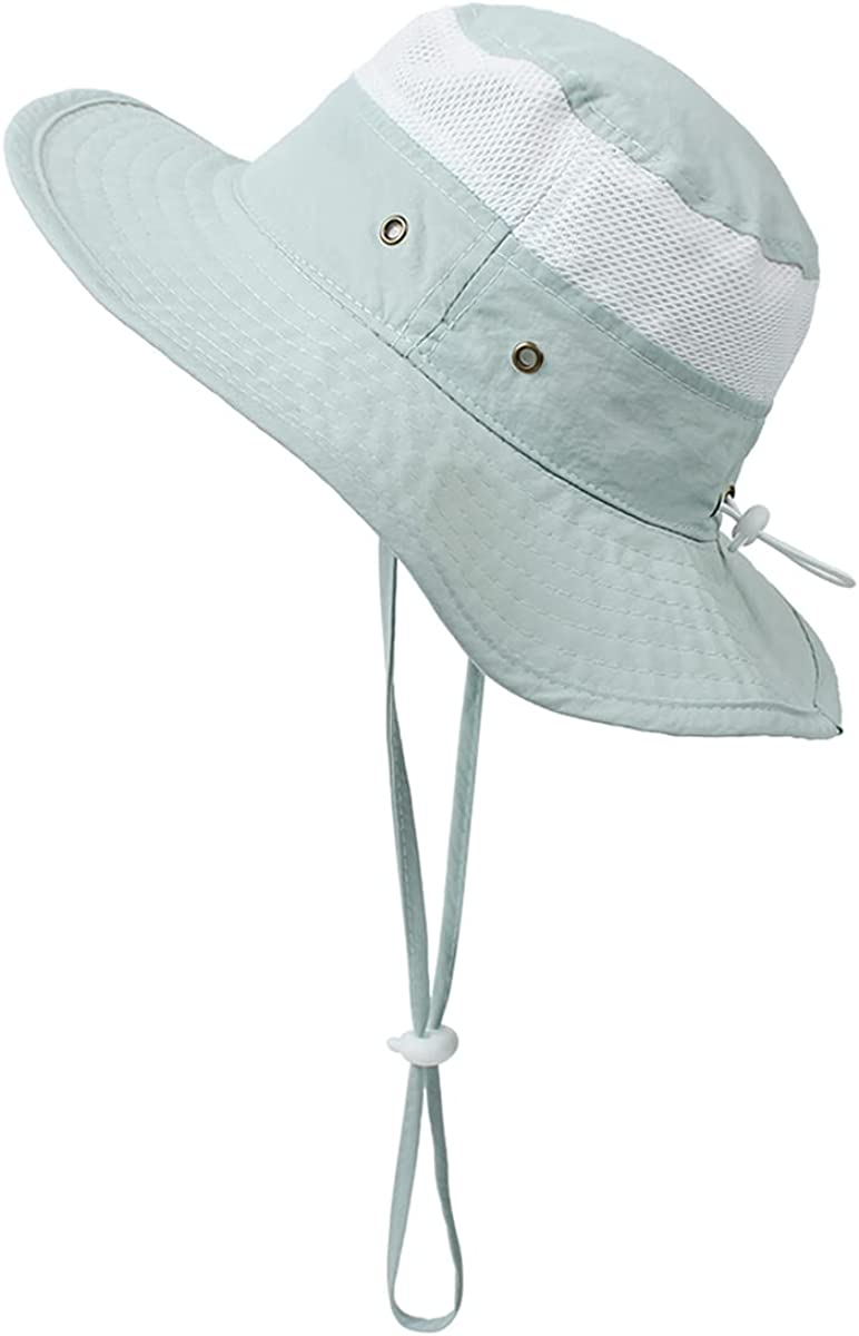 Baby Sun Hat Toddler for Breathable Popular brand in the world Boys Girl Manufacturer regenerated product Bucket
