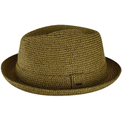 Bailey of Hollywood Billy Braided Trilby Coconut, XX-Large