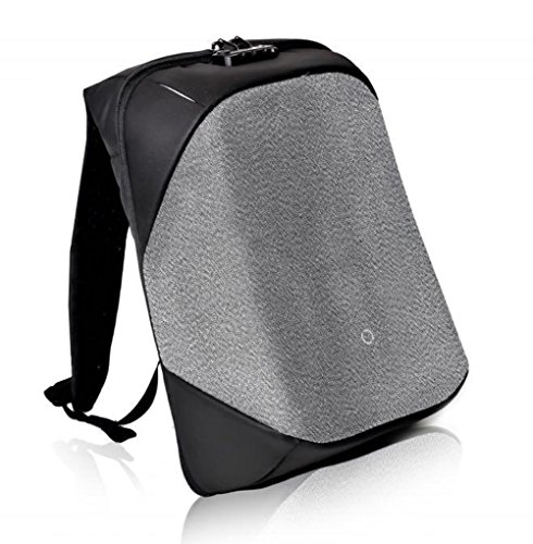 Korin Design ClickPack Pro - Anti-theft BackPack Laptop Bag with USB charging port large capacity...