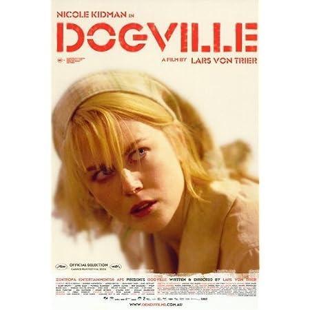 Amazon Com Poster De Pelicula Dogville B 27 X 40 Hogar Y Cocina