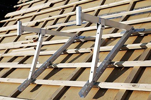 Dachständer Dachbock Dachdeckergerüst Dachgerüst Alu Gerüst Aluminium