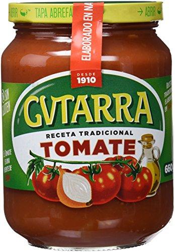 Gvtarra Tomate - Paquete de 6 x 660 gr