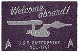 Pyramid International Official Star Trek (Welcome Aboard!) Doormats