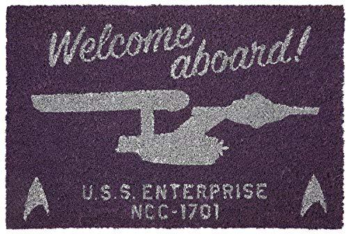 Star Trek Pyramid International Official (Welcome Aboard!) Doormats