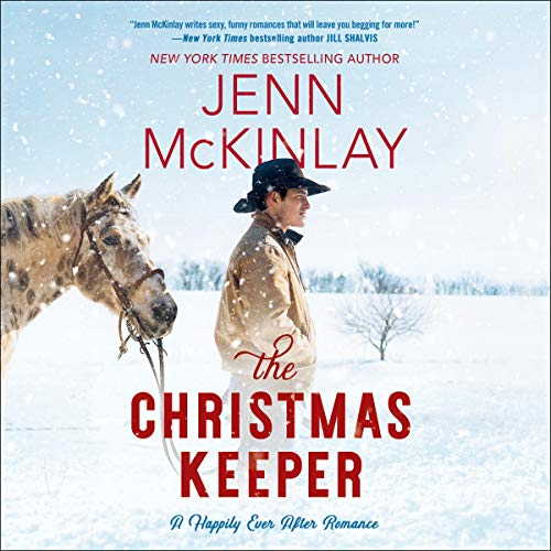 The Christmas Keeper audiobook cover art