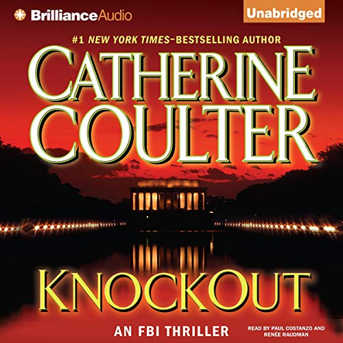 KnockOut: An FBI Thriller, Book 13 audiobook cover art