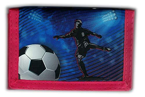 Fussball Kinder Geldbörse Geldbeutel Portemonnaie Football … (Fussball Lewandowski no 9)