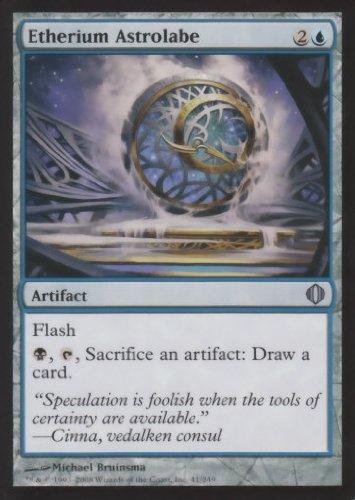 Magic The Gathering - Etherium Astrolabe - Shards of Alara