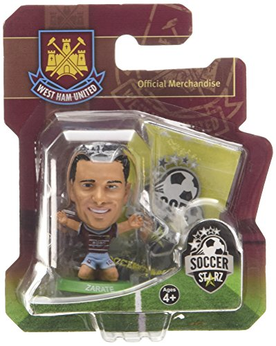SoccerStarz West Ham Mauro Zárate Home Kit