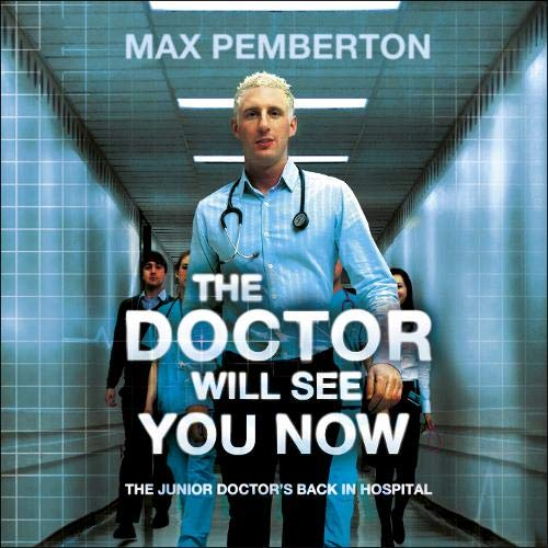 Couverture de The Doctor Will See You Now