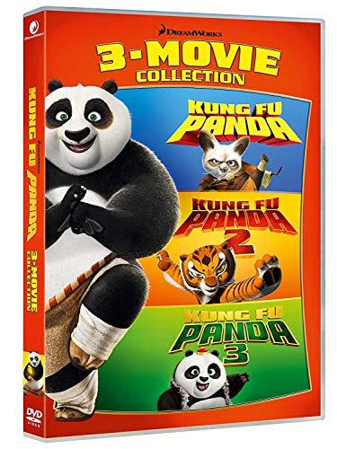 Kung Fu Panda 1,3 (Box 3 Dvd)