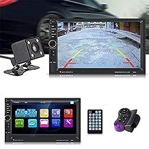 Pantalla táctil HD de 7 pulgadas para coche, MP5, radio FM
