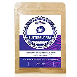 Green Thickies Featured Products; Blue Butterfly Pea Powder