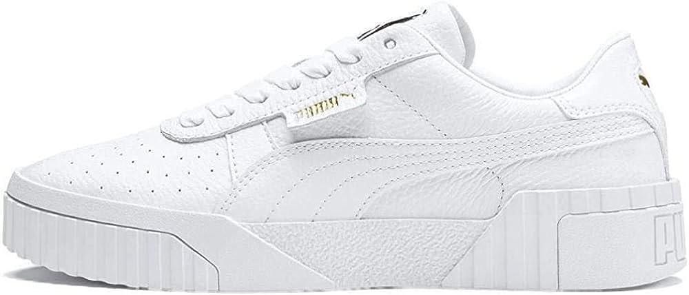 Puma cali wn´s , sneakers per donna in pelle 369155-B