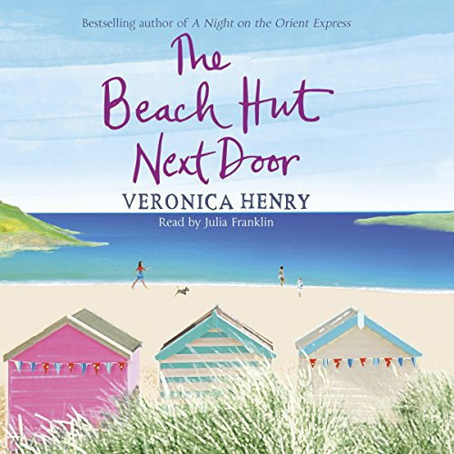 The Beach Hut next Door audiobook cover art