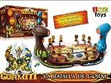 IMC Toys - 750 067 - Juego de action y de reflejos - Balle combate - Gormiti