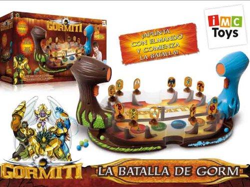 IMC Toys - 750067 - Jeu d'action et de réflexe - Balle Combat - Gormiti