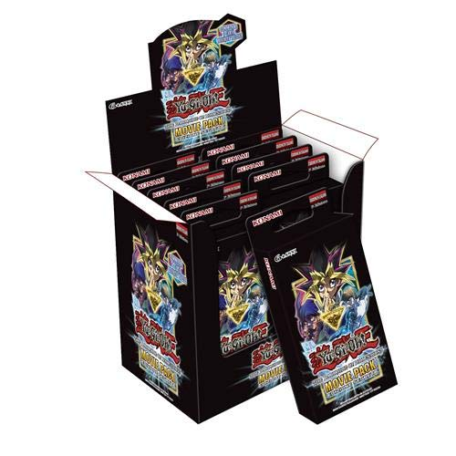 Konami EDITION (10 BUSTE) -ITA, BOX YU-GI-OH-MOVIE PACK SECRET EDITIO