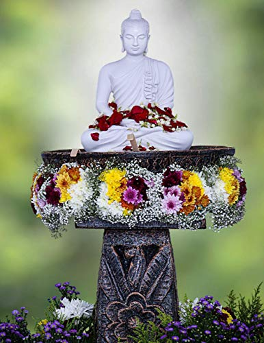 Notebook: Zen Buddha Buddhism Religion Buddhist Meditation Taoism Enlightenment Taoist Buddhist Spirituality