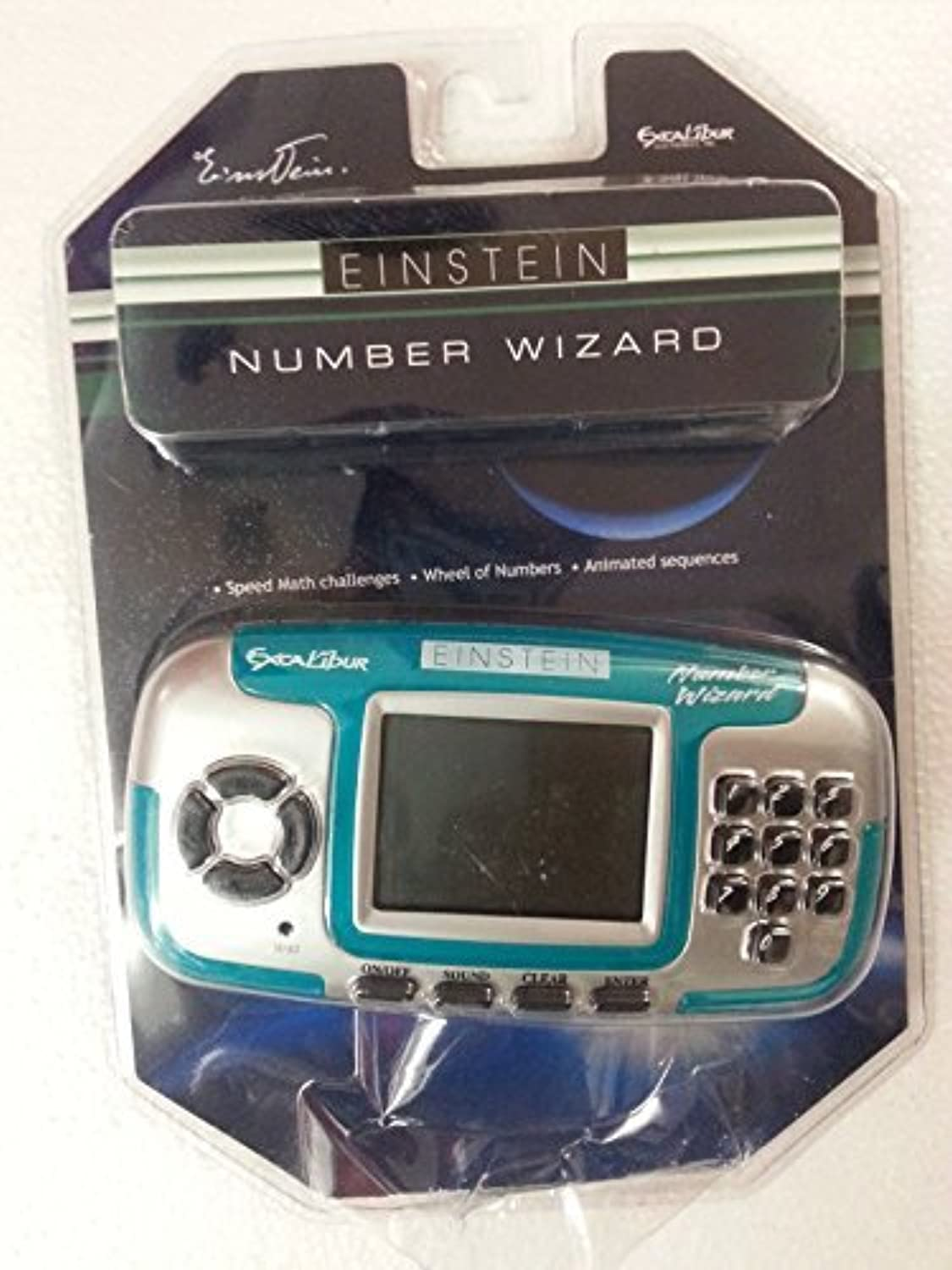 Einstein Number Wizard by Excalibur