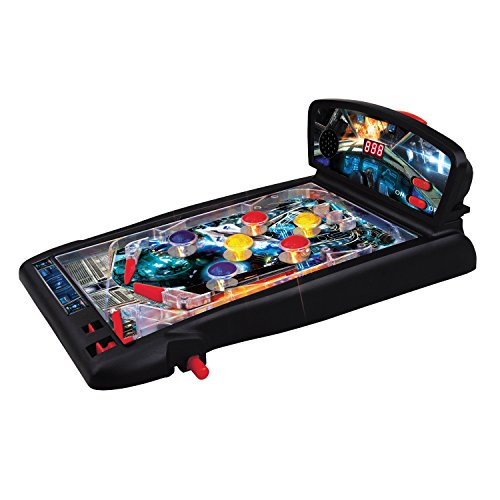 GB Pacific 1010 Pinball Game, Black
