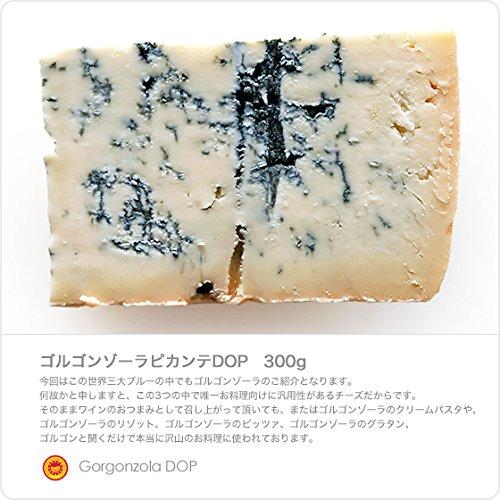 ゴルゴンゾーラピカンテ【約300g】イタリア産