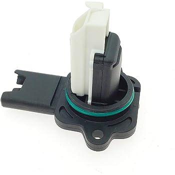 Mass Air Flow Sensor Meter ECCPP MAF 13627551638 for BMW 128i 328i//328i xDrive 528i 528i xDrive X5 3.0L X3 2.5L X3 X5 3.0L 2009 2010