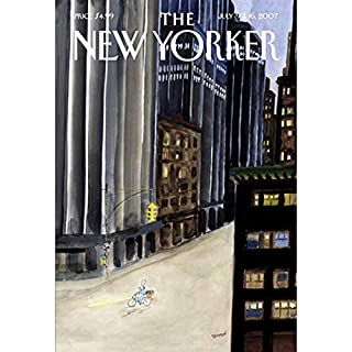 The New Yorker (July 9 & 16, 2007) cover art