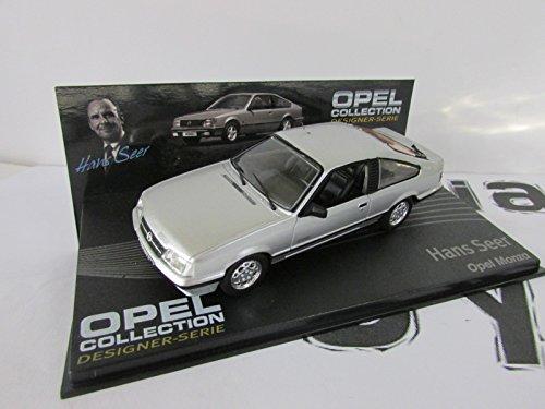 Générique Opel Monza HANS Seer 1:43 Scale -réf 132