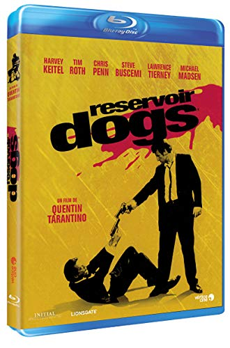 Reservoir Dogs BD Quentin Tarantino [Blu-Ray] [Import]