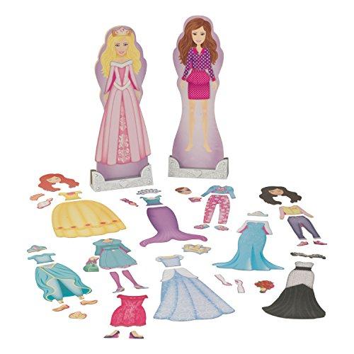 KidKraft Fashion und Märchen Magnetverschluss und Puppe