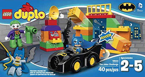 LEGO DUPLO Super Heroes The Joker Challenge 10544 Building Toy by LEGO 2