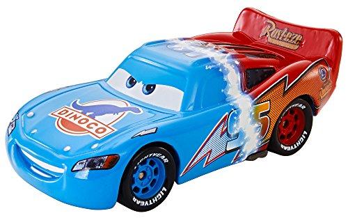Disney Pixar Cars Diecast, Transforming Lightning McQueen