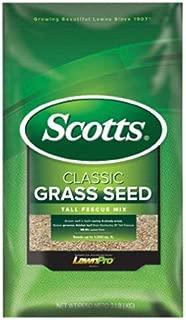 Scotts Company 17325 Classic Tall Fescue Mix, 7-Pound