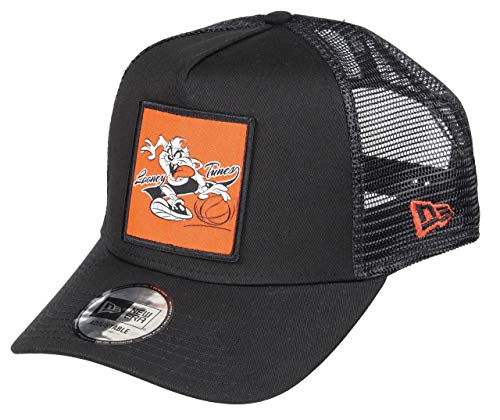 New Era Taz Frame Adjustable Trucker cap Looney Tunes Black - One-Size