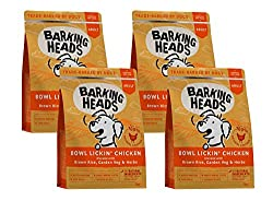 50% single protein chicken 100% natural ingredients Free from ingredients known to cause digestive problems in dogs