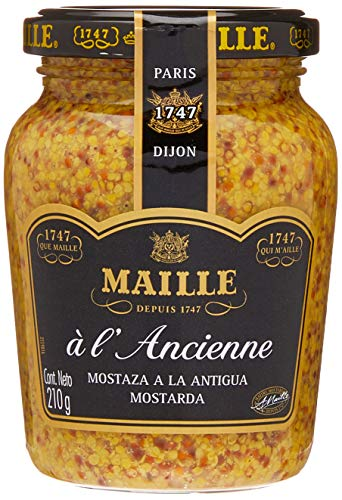 Maille Dijon Senf nach alter Art 200ml
