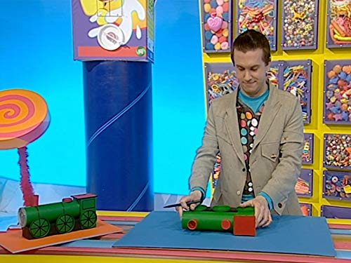 Pencil Holder Train