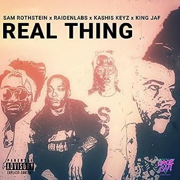 Real Thing (feat. Raidenlabs, Kashis Keyz & King Jaf)