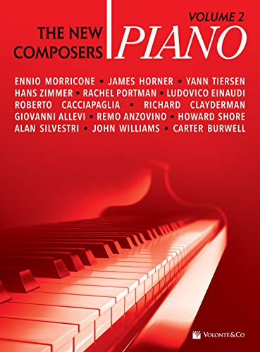 Piano: The New Composers Volume 2: Spartiti Per Pianoforte