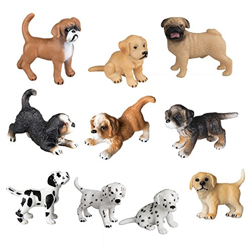 Top 10 best selling list for domestic animal figures