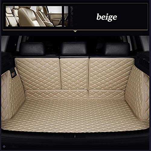 Car Boot Liner Car Boot Protector for Audi R8 2007-2015 Car Boot Cover Accessories-Beige