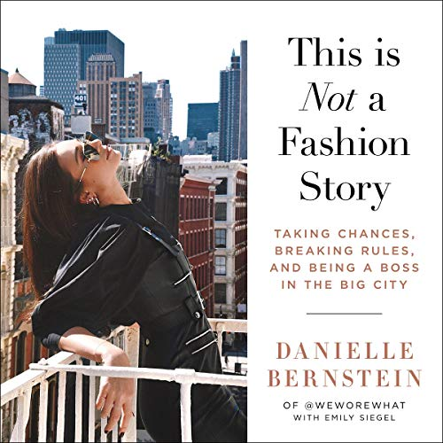 This Is Not a Fashion Story cover art