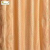 Purav Light Window Curtain for Home & Living Room/Office 7 Feet Long One