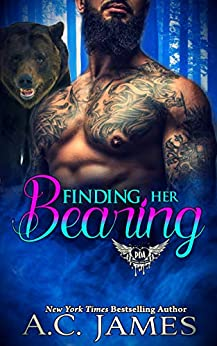 Finding Her Bearing by [A.C. James]