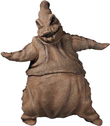 DIAMOND SELECT TOYS The Nightmare Before Christmas: Oogie Boogie Deluxe Action Figure, Mulitcolor