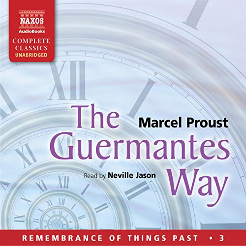 Couverture de The Guermantes Way